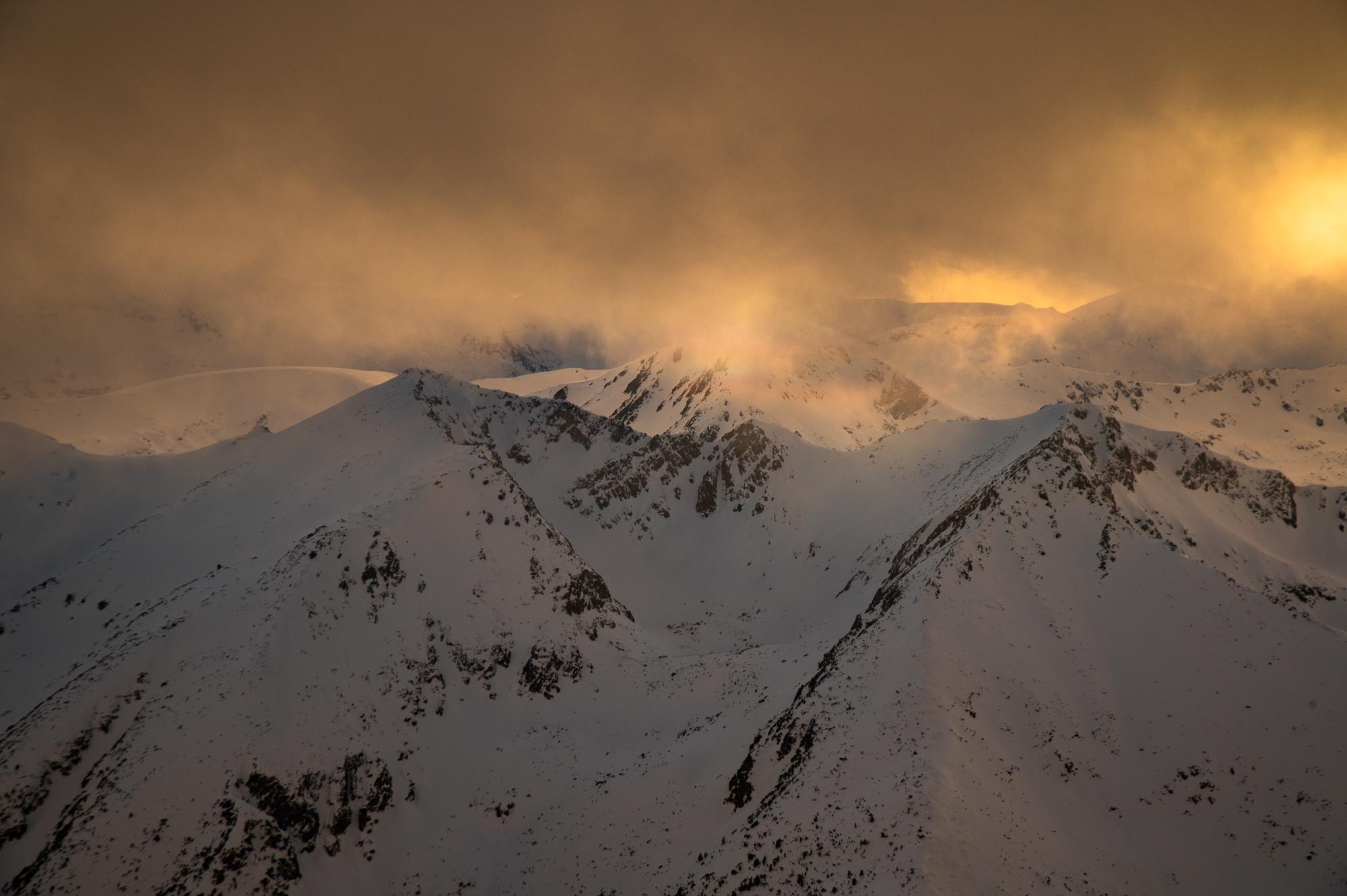 Skakavetz peaks, Rila
